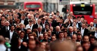 U.K. Unemployment had fallen to its Lowest Level Since 2008