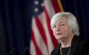 Janet Yellen , president of the Fed