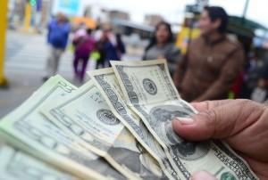 U.S. Dollar marked eight-month high