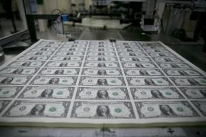 Dollar weakens once more after downbeat U.S. data