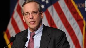 Dollar fell. New York's Fed President William Dudley