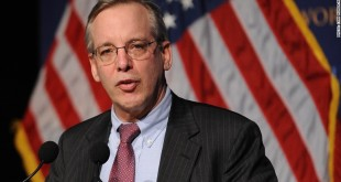 New York's Fed President William Dudley