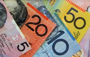Risk appetite leads to a stronger Australian dollar