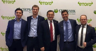 eToro and Sberbank joint venture